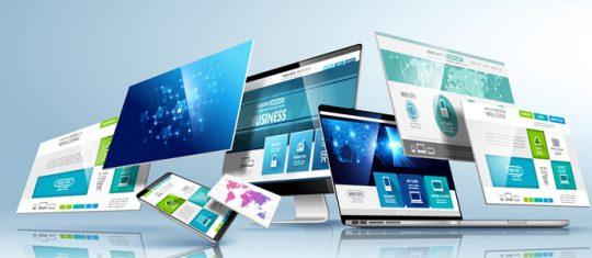 La création de sites web à Paris